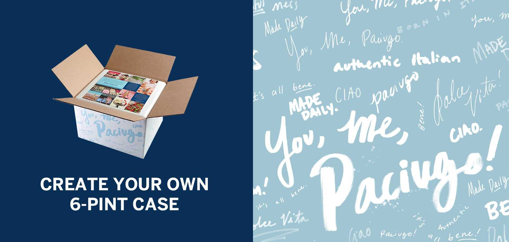 Create Your Own 6-Pints Case