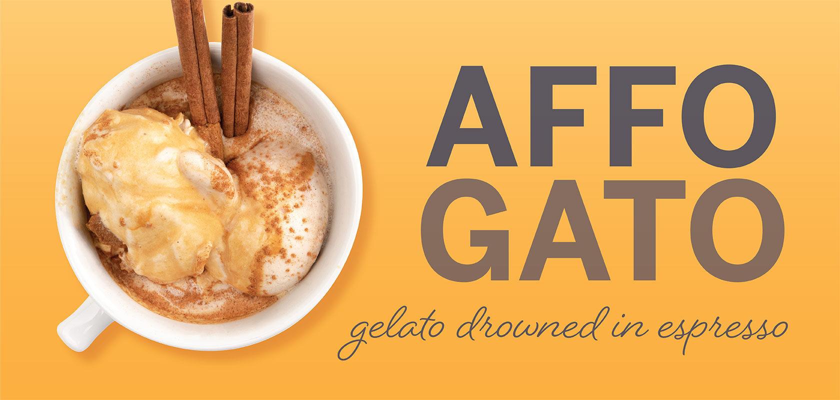 AFFO GATO - Gelao Drowned in Espress